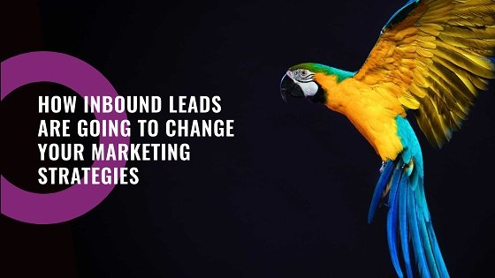 How Inbound Leads are Going to Change Your Marketing Strategies