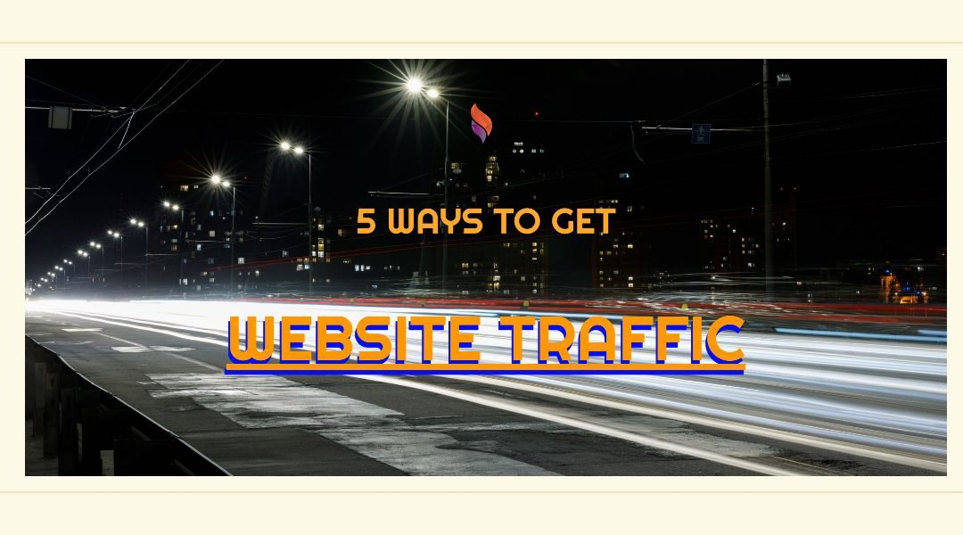ThinkFlame Blog Website Traffic