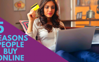 5 Reasons People Buy Online